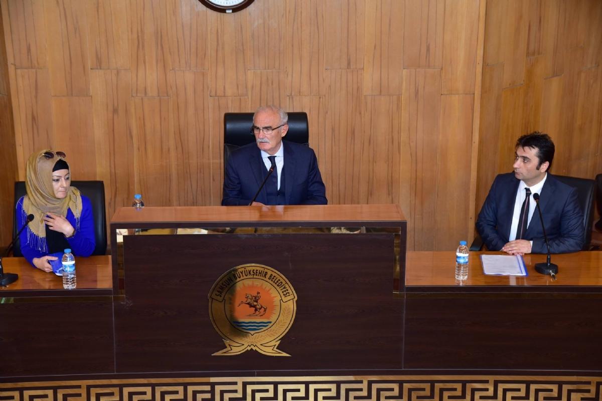 2017 Yılı Mayıs Ayı Olağan Meclis Toplantısı